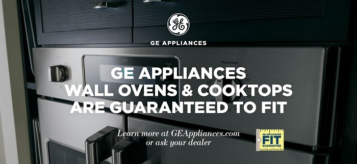 GE Fits Wall Oven