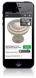 Liberty Cabinet Hardware